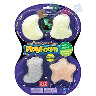 PlayFoam Balls 4 Pack - Glowing