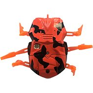 Beetle - Target Compatible with Laser Game Sets - Orange - Toy Gun