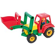 Lena Active Tractor with Loader - Toy Vehicle