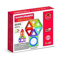 MagForms Basic Plus 26 - Magnetic Building Set