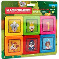 Magformers Animal Cards
