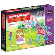 Magnetic Princess - Magnetic Building Set