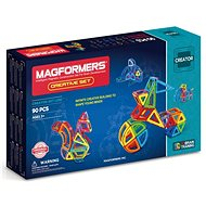 Magnetic Creative 90 - Magnetic Building Set