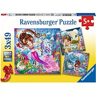 Ravensburger 080632 Sea fairies - Puzzle