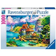 Ravensburger 152735 House on the Cliff