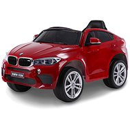 BMW X6M NEW - Single, Red Lacquered - Children's electric car