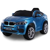 BMW X6M NEW - Single Seat, Blue Painted