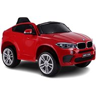 BMW X6M NEW - Single, Red - Children's electric car