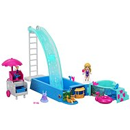 Polly Pocket Pool with Slide