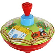 Musical Spinning Top - Farmyard - Musical Toy
