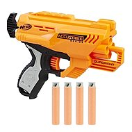 Nerf Accustrike Quadrant - Toy Gun