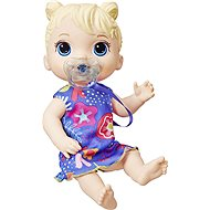 Baby Alive Blond Crying Doll