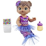 Baby Alive Dark-hHaired Mermaid - Doll Accessory