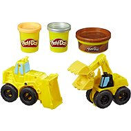 Play-Doh Excavator and Loader - Creative Toy