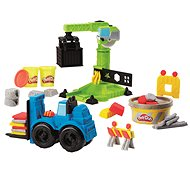 Play-Doh Wheels Crane and Forklift - Creative Toy