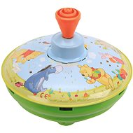Lena Spinning top Winnie the Pooh CZ - Musical Toy