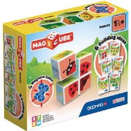 Geomag Magicube Insects - Magnetic Building Set