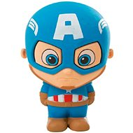 Avengers Captain America and Eraser - 4D puzzle
