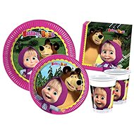 Masha and Bear Party Pack