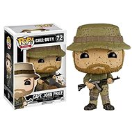 Funko Pop Games: Call of Duty - Captain John Price - Figurine