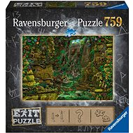 Ravensburger 199518 Exit Puzzle: Temple in Ankor
