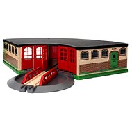 Brio World 33736 Grand Roundhouse - Rail Set Accessory