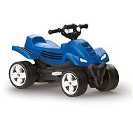 Down Pedal Quad Bike Blue - Pedal quad