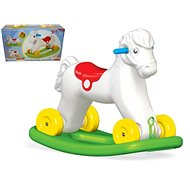 Dolu Rocking Horse with Wheels - Rocker
