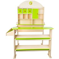 Small foot Green Produce Stall - Game set