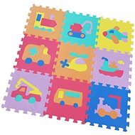 Means of Transport - Play Mat
