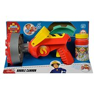 Simba Fireman Sam Cannon - Bubble Blower