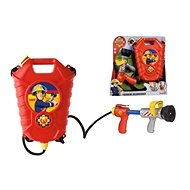 Simba Fireman Sam Fire Extinguisher Kit to Carry on your Back - Water Toy