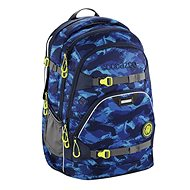 Coocazoo ScaleRale Brush Camo, AGR Certificate - School Backpack