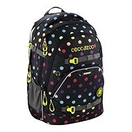 Coocazoo ScaleRale Magic Polka Colourful - School Backpack
