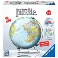 Ravensburger 124367 Ball Globe (English) - Puzzle