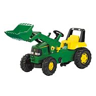 RollyToys Rolly Junior John Deere with Front Loader - Pedal Tractor