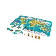 Hape World Map 2-in-1