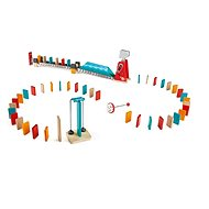 Hape E1056 Mighty Hammer Dominoes - Board Game