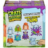 Crate Creatures Surprise Barf Buddies - Interactive Toy