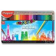 Maped Color´Peps Aqua, 36 colours - Coloured Pencils