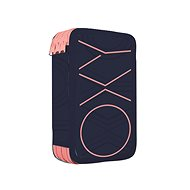 OXY Pastel Line pink - Pencil Case