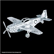 Metal Earth Mustang P-51 - Metal Model
