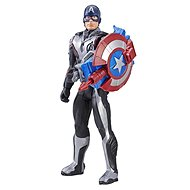 Avengers Titan Hero Power FX Captain America 30cm - Figurine