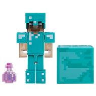 Minecraft Steve with elixir of invisibility - Figure