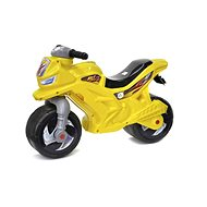 Yellow Motorbike - Balance Bike/Ride-on