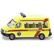 Siku Ambulance Emergency Car CZ - Toy Vehicle