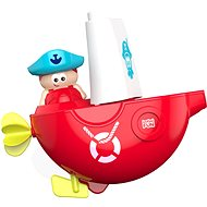 Pirate Ship Bath - Water Toy