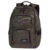 Coolpack Camo Olive Green - School Backpack