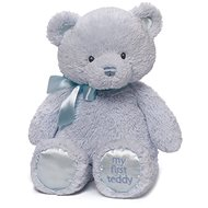 Gund My 1st Teddy, Blue - Plush Toy