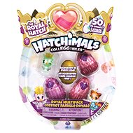 Hatchimals Colleggtibles Royal Four Pack with S6 Bonus - Figures